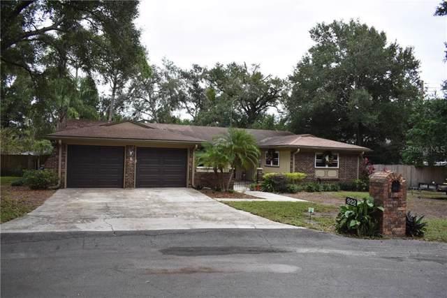 922 Woodmont Lane, Lakeland, FL 33813 (MLS #L4912226) :: 54 Realty