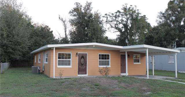 750 S Woodlawn Avenue, Bartow, FL 33830 (MLS #L4912309) :: Gate Arty & the Group - Keller Williams Realty Smart