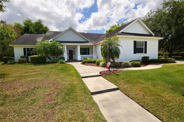 925 Square Lake Drive, Bartow, FL 33830 (MLS #L4912436) :: GO Realty