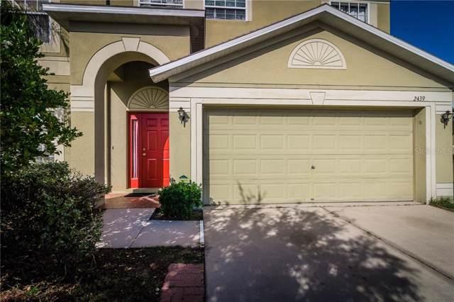 2439 Harrison Place Boulevard, Lakeland, FL 33810 (MLS #L4912567) :: Griffin Group