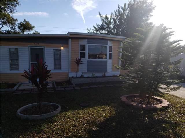 542 Oak Ridge E, Lakeland, FL 33801 (MLS #L4912614) :: The Duncan Duo Team