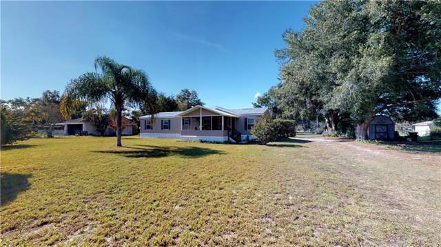 398 Clearwater Avenue, Polk City, FL 33868 (MLS #L4912628) :: Premium Properties Real Estate Services