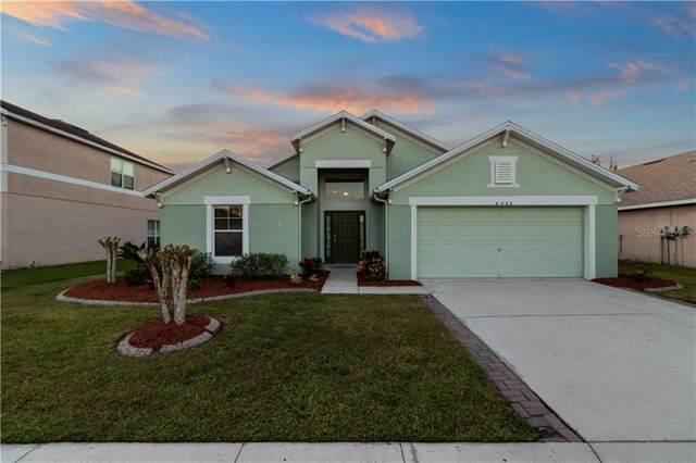 8439 Adele Road, Lakeland, FL 33810 (MLS #L4912814) :: Gate Arty & the Group - Keller Williams Realty Smart