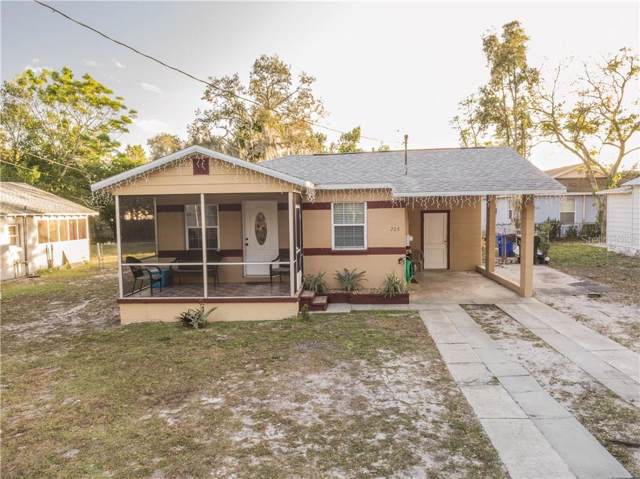 705 E Valencia Street, Lakeland, FL 33805 (MLS #L4912895) :: Keller Williams on the Water/Sarasota