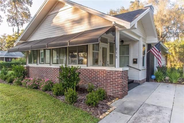 215 W Oak Drive, Lakeland, FL 33803 (MLS #L4913102) :: Gate Arty & the Group - Keller Williams Realty Smart