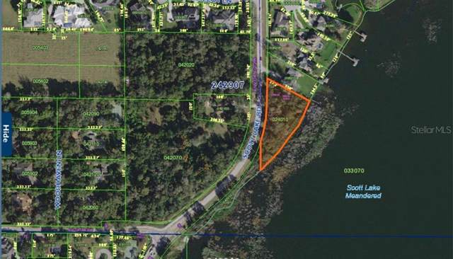 0 Scott Lake Road, Lakeland, FL 33813 (MLS #L4913165) :: The Price Group