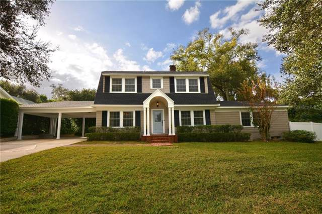 2615 Fairmount Avenue, Lakeland, FL 33803 (MLS #L4913202) :: Gate Arty & the Group - Keller Williams Realty Smart