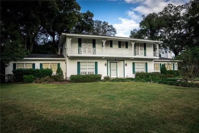 2402 Newport Avenue, Lakeland, FL 33803 (MLS #L4913238) :: Gate Arty & the Group - Keller Williams Realty Smart