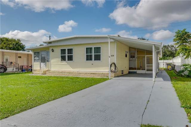 519 Skyline Drive W, Lakeland, FL 33801 (MLS #L4913259) :: Team Pepka