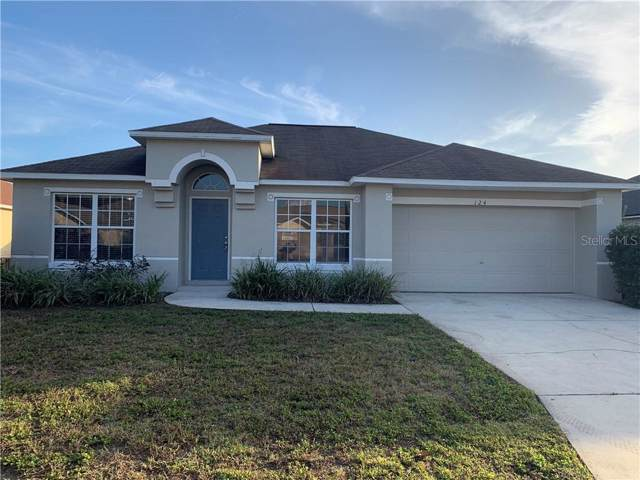 124 Osprey Heights Drive, Winter Haven, FL 33880 (MLS #L4913273) :: GO Realty