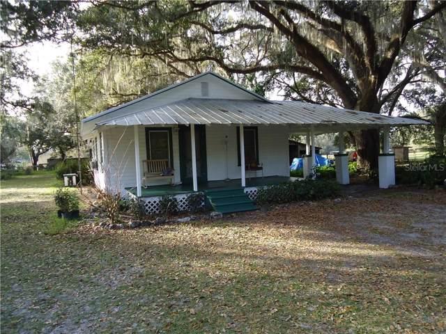 1315 W Dees Road, Lakeland, FL 33810 (MLS #L4913288) :: Lock & Key Realty