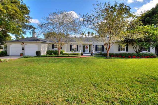 2732 Coventry Avenue, Lakeland, FL 33803 (MLS #L4913292) :: Gate Arty & the Group - Keller Williams Realty Smart