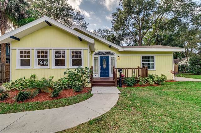 130 Young Place, Lakeland, FL 33803 (MLS #L4913335) :: The Light Team