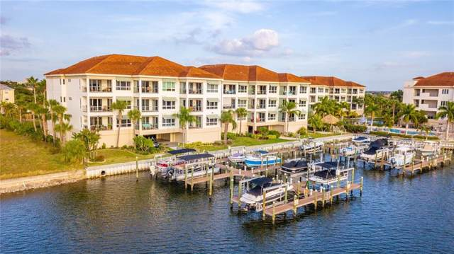 1042 Bellasol Way #401, Apollo Beach, FL 33572 (MLS #L4913384) :: Griffin Group
