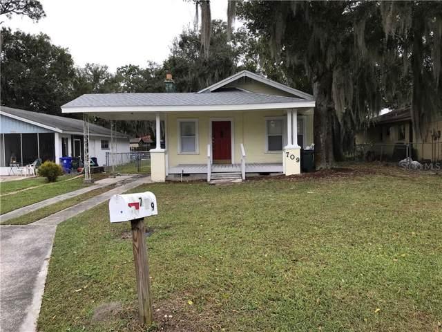 709 Lakehurst Street, Lakeland, FL 33805 (MLS #L4913393) :: Keller Williams on the Water/Sarasota