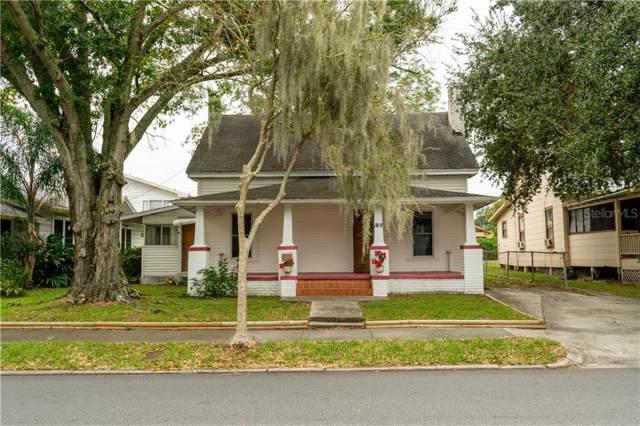 1029 South Boulevard, Lakeland, FL 33803 (MLS #L4913407) :: Florida Real Estate Sellers at Keller Williams Realty
