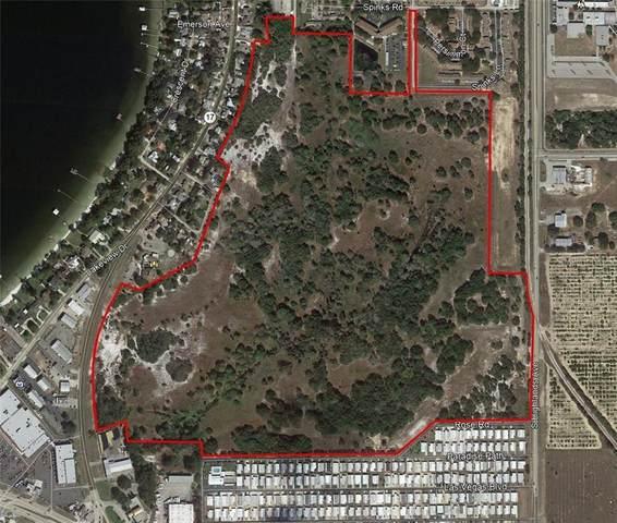 2701 S Highlands Ave, Sebring, FL 33870 (MLS #L4913921) :: Lockhart & Walseth Team, Realtors