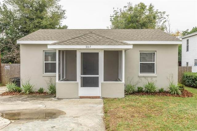 307 W Crawford Street, Lakeland, FL 33805 (MLS #L4914044) :: The Duncan Duo Team