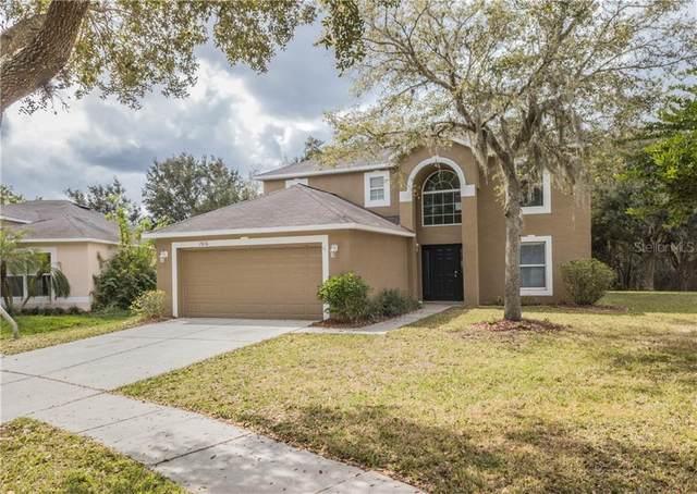 19216 Wood Sage Drive, Tampa, FL 33647 (MLS #L4914057) :: Team Bohannon Keller Williams, Tampa Properties