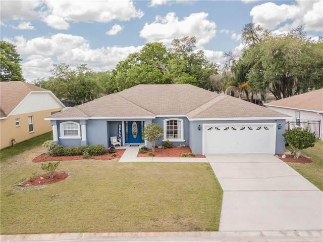 3212 Majestic Oak Place, Mulberry, FL 33860 (MLS #L4914716) :: Gate Arty & the Group - Keller Williams Realty Smart