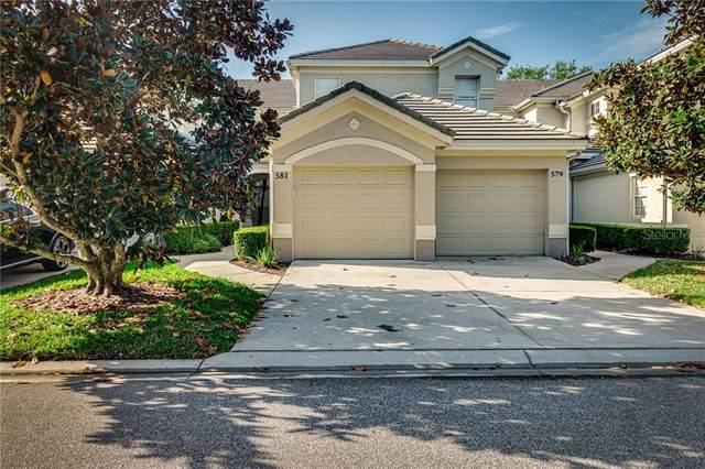 581 Grasslands Village Circle, Lakeland, FL 33803 (MLS #L4914735) :: Griffin Group