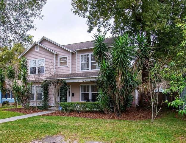 827 College Avenue, Lakeland, FL 33801 (MLS #L4914746) :: Gate Arty & the Group - Keller Williams Realty Smart