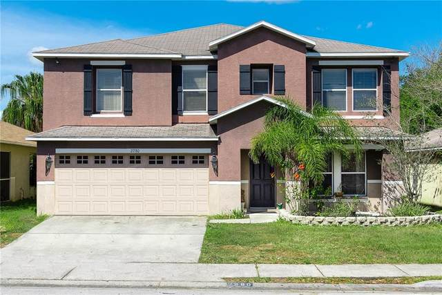 2280 Blackwood Drive, Mulberry, FL 33860 (MLS #L4914763) :: Gate Arty & the Group - Keller Williams Realty Smart