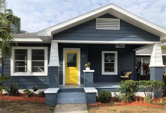 515 W Hancock Street, Lakeland, FL 33803 (MLS #L4914776) :: Griffin Group