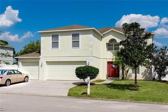 6007 Sunset Vista Drive, Lakeland, FL 33812 (MLS #L4914829) :: Team Bohannon Keller Williams, Tampa Properties