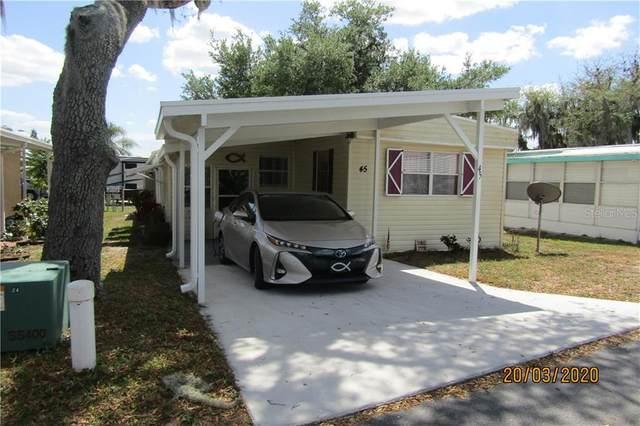 45 S Clinch Lake Boulevard S, Frostproof, FL 33843 (MLS #L4914859) :: CENTURY 21 OneBlue