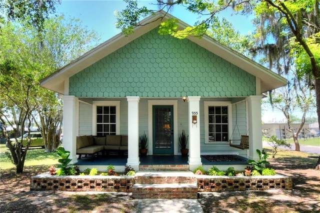 933 S Tennessee Avenue, Lakeland, FL 33803 (MLS #L4915397) :: Gate Arty & the Group - Keller Williams Realty Smart
