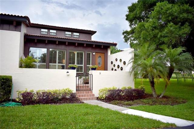 5 Loma Verde #5, Lakeland, FL 33813 (MLS #L4915586) :: The Duncan Duo Team