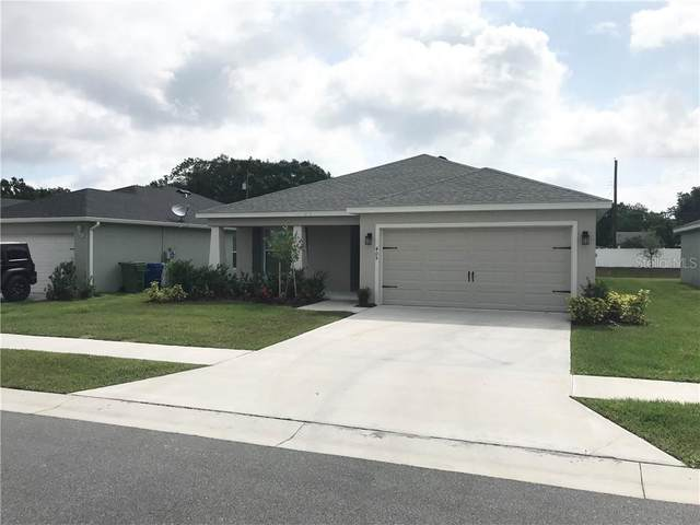 405 St Georges Circle, Eagle Lake, FL 33839 (MLS #L4915757) :: Sarasota Home Specialists