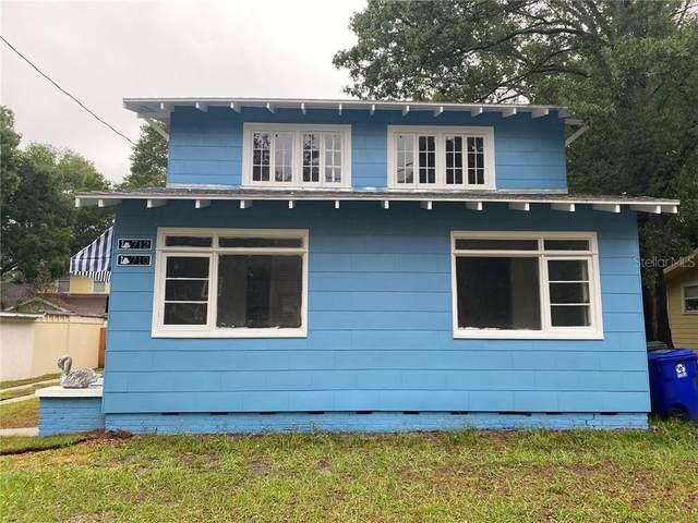 710 Winfree Avenue, Lakeland, FL 33801 (MLS #L4915815) :: Gate Arty & the Group - Keller Williams Realty Smart