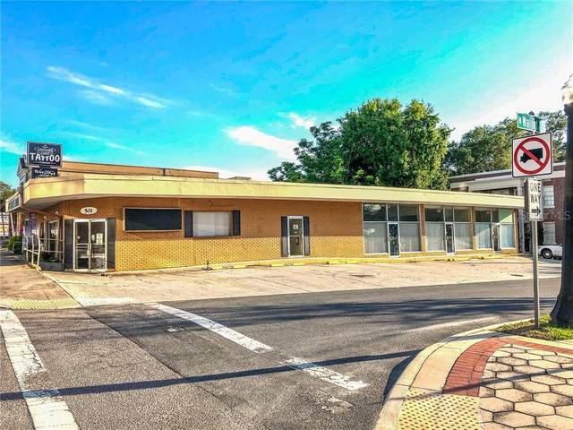 501 S Florida Avenue, Lakeland, FL 33801 (MLS #L4915817) :: Gate Arty & the Group - Keller Williams Realty Smart