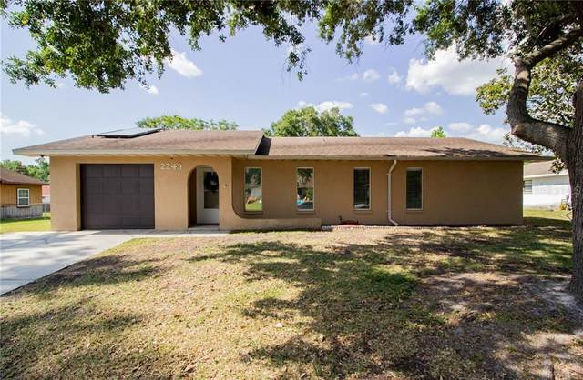 2249 Maple Hill Drive, Lakeland, FL 33811 (MLS #L4915889) :: Rabell Realty Group