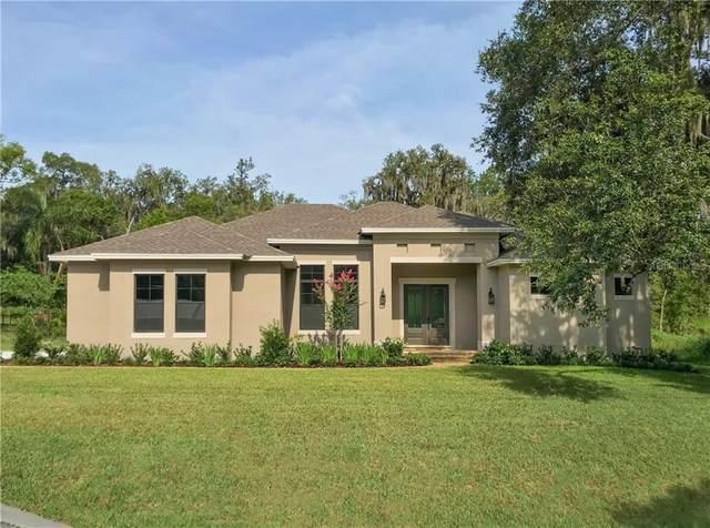 5117 Dismuke Drive, Lakeland, FL 33812 (MLS #L4915920) :: Carmena and Associates Realty Group