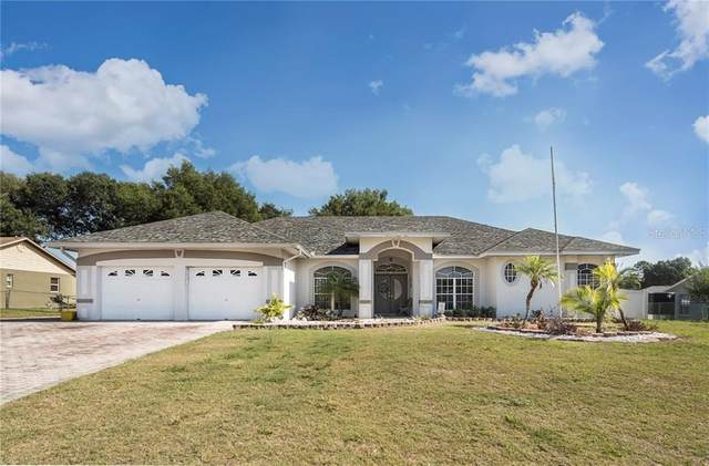 820 Cedar Knoll Drive N, Lakeland, FL 33809 (MLS #L4915928) :: Cartwright Realty