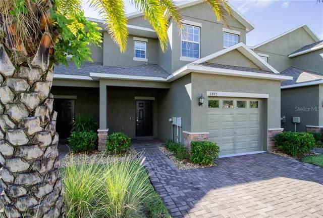 6445 Sedgeford Drive, Lakeland, FL 33811 (MLS #L4915977) :: Gate Arty & the Group - Keller Williams Realty Smart