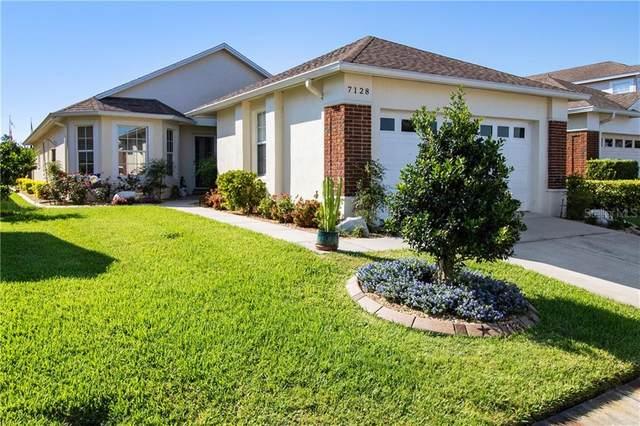 7128 Lake Eaglebrooke Way, Lakeland, FL 33813 (MLS #L4915985) :: Dalton Wade Real Estate Group