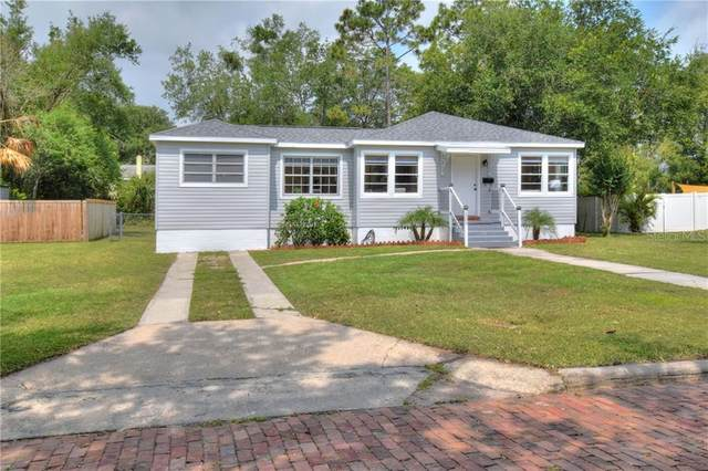 2309 Derbyshire Avenue, Lakeland, FL 33803 (MLS #L4915992) :: Gate Arty & the Group - Keller Williams Realty Smart
