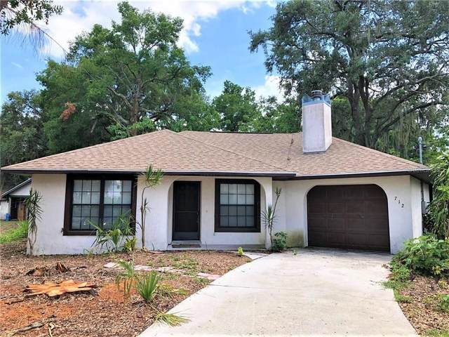 712 Lake Elbert Drive SE, Winter Haven, FL 33880 (MLS #L4916022) :: The Light Team