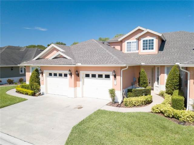 2977 Mission Lakes Drive #13, Lakeland, FL 33803 (MLS #L4916196) :: The Light Team
