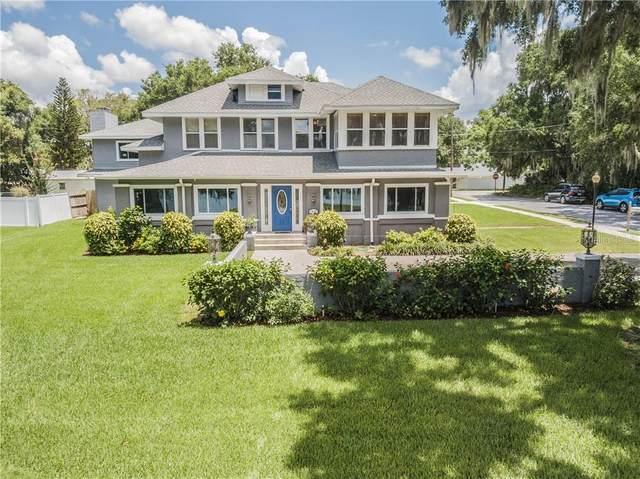 1407 N Lake Howard Dr, Winter Haven, FL 33881 (MLS #L4916283) :: Carmena and Associates Realty Group