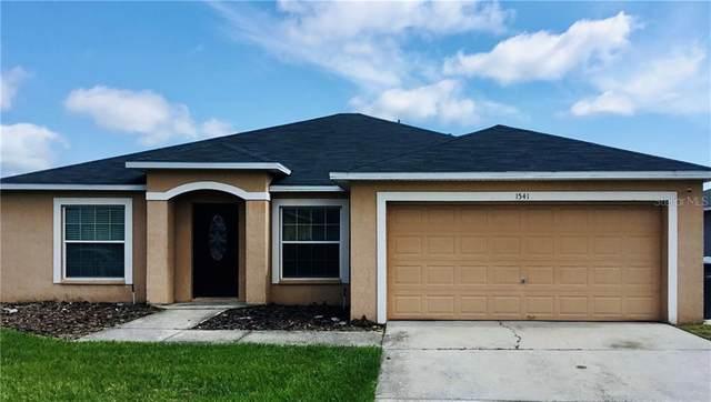 1541 Saddlehorn Drive, Lakeland, FL 33810 (MLS #L4916369) :: Griffin Group