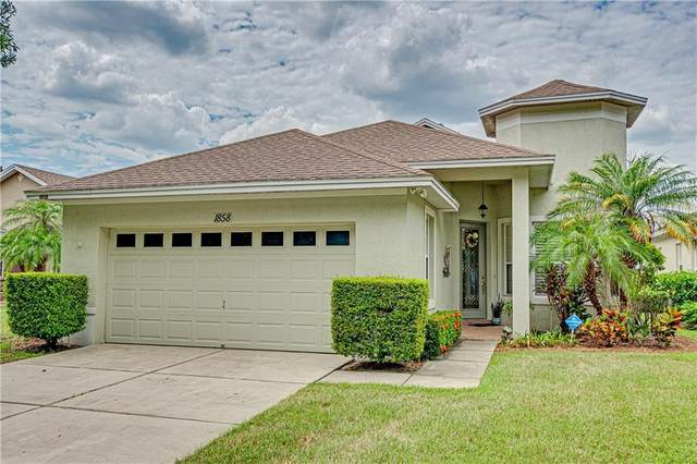 1858 Rocky Pointe Dr, Lakeland, FL 33813 (MLS #L4916486) :: The Duncan Duo Team