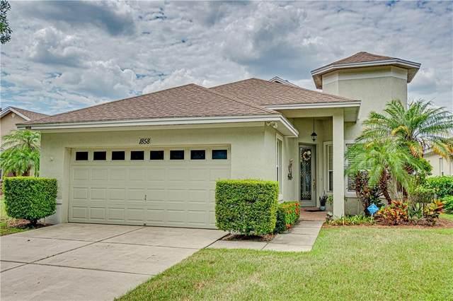 1858 Rocky Pointe Dr, Lakeland, FL 33813 (MLS #L4916486) :: Team Bohannon Keller Williams, Tampa Properties