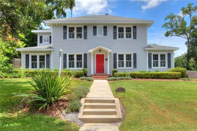 128 E Maxwell Street, Lakeland, FL 33803 (MLS #L4916507) :: The Light Team