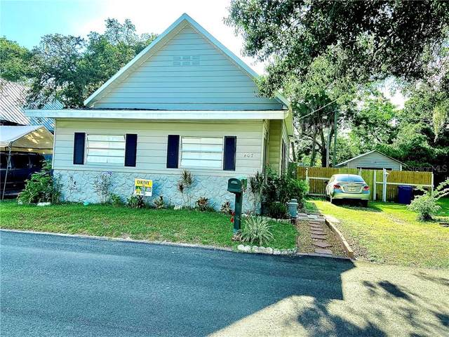 607 NW 1ST Avenue, Mulberry, FL 33860 (MLS #L4916519) :: The Light Team