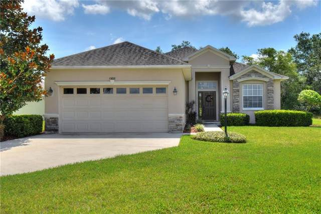 6488 Evergreen Park Drive, Lakeland, FL 33813 (MLS #L4916634) :: The Light Team